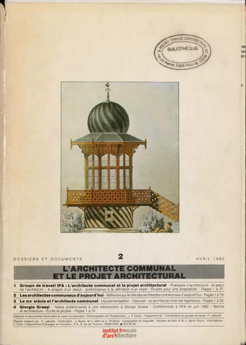 https://portaildocumentaire.citedelarchitecture.fr/doc/KOHA/73527/dossiers-et-documents-institut-francais-d-architecture