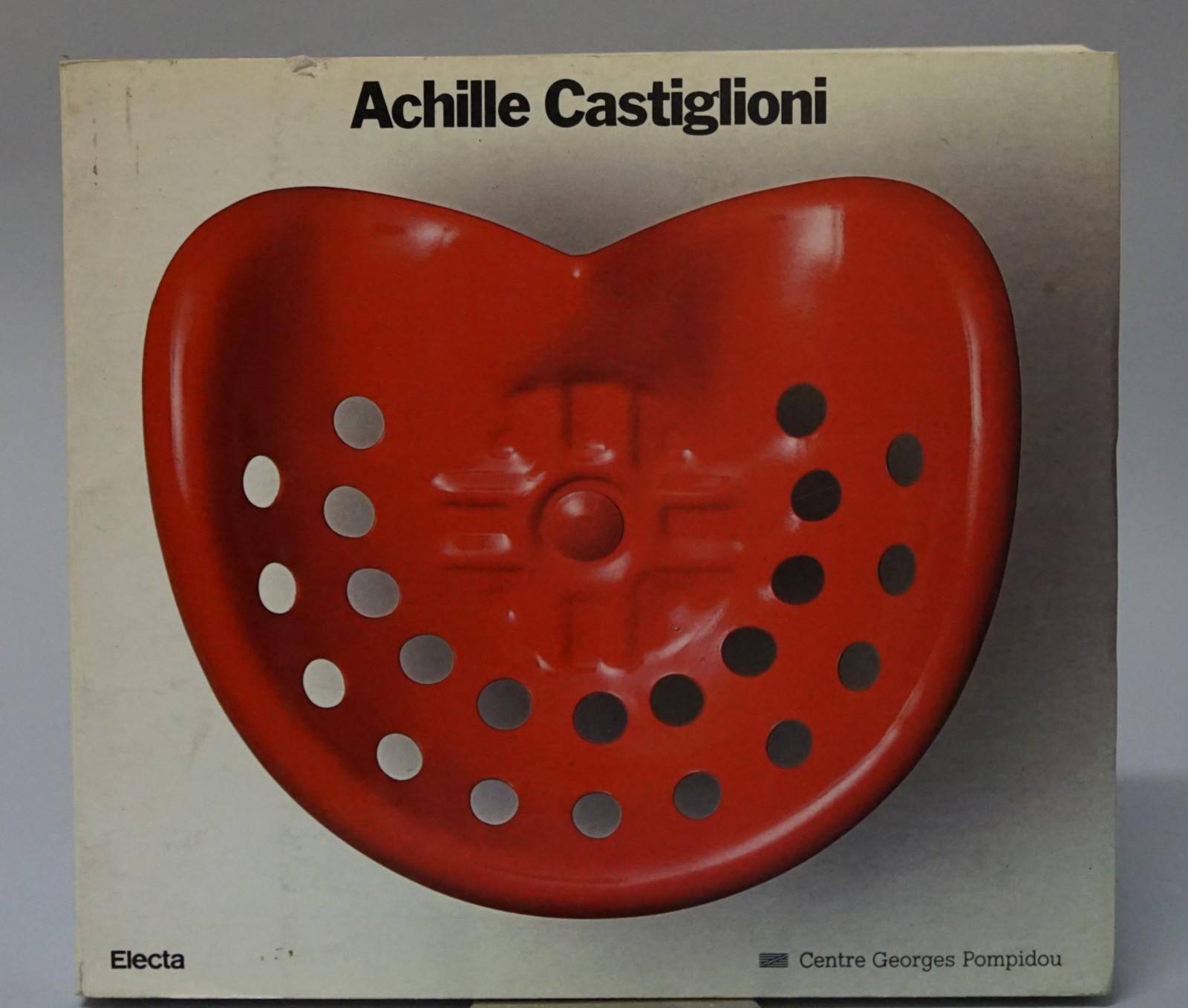 Achille Castiglioni / Paolo Ferrari ; introd. de Vittorio Gregotti | Ferrari, Paolo. Auteur